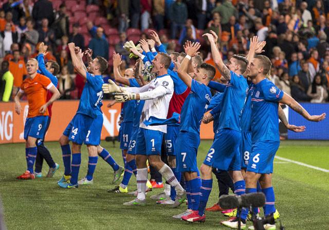 Islandia entradas eurocopa Francia