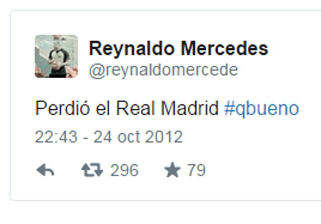 Reynaldo Mercedes