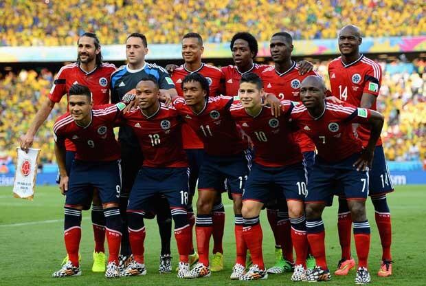 Selección de Colombia