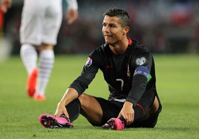 "Fernando Santos: ""No es posible sentar a Cristiano Ronaldo"""