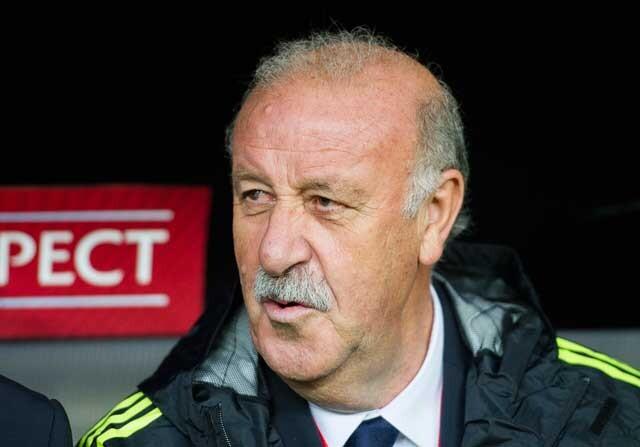 """Del Bosque: """"Debemos felicitarnos por el pase"""""""