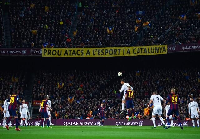 El FC Barcelona pide investigar la denuncia del linier