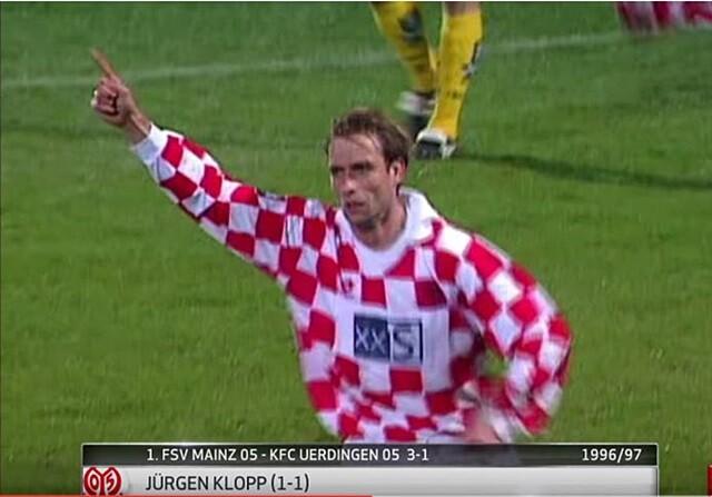 Los mejores goles de Jurgen Klopp