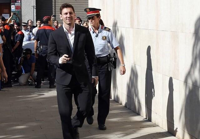 Leo Messi tendrá que ir a juicio