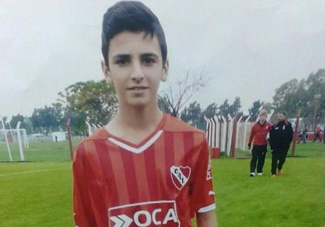 El Real Madrid ata a Lucas Patanelli