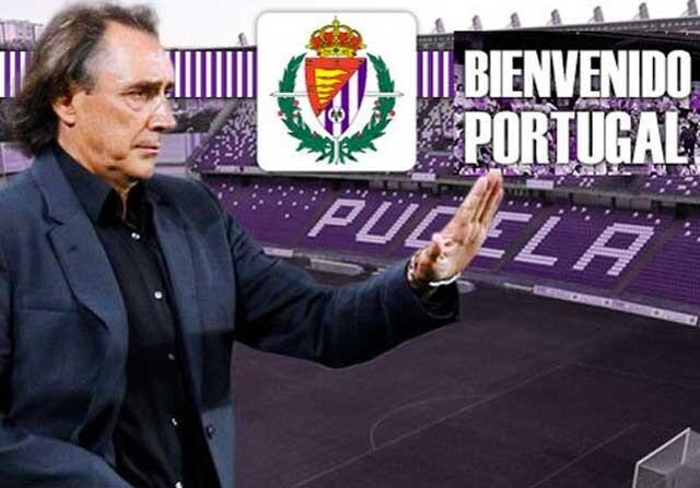 Miguel Ángel Portugal, nuevo entrenador del Valladolid