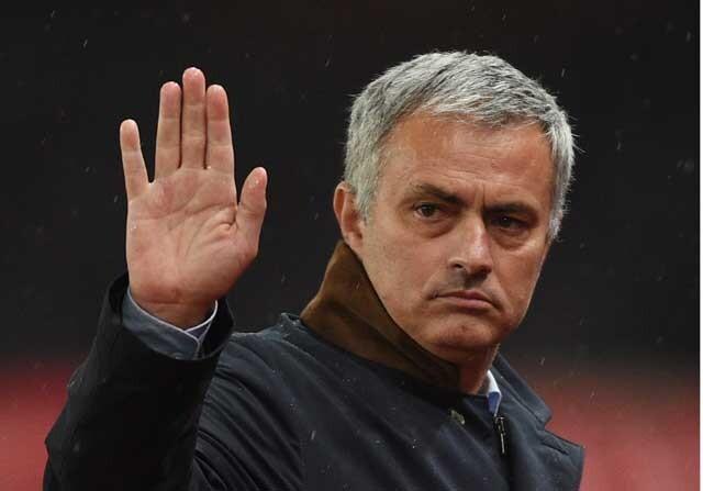 José Mourinho en Stamford Bridge