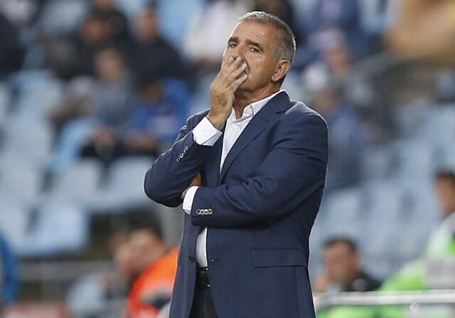 Paco Herrera, destituido como técnico de Las Palmas