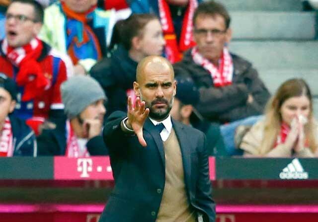 Pep Guardiola entrenará al Manchester City la próxima temporada