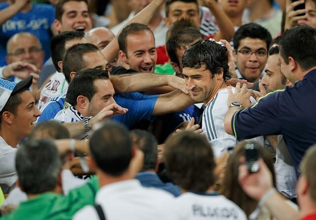 A Raul no le han ofrecido nada en el Real Madrid