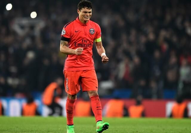 Para Thiago Silva Sergio Ramos es el mejor