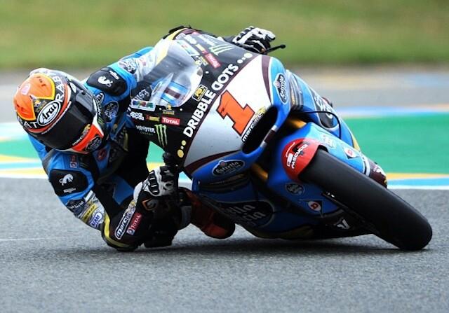 Tito Rabat, lesionado, es duda para el GP de Japón