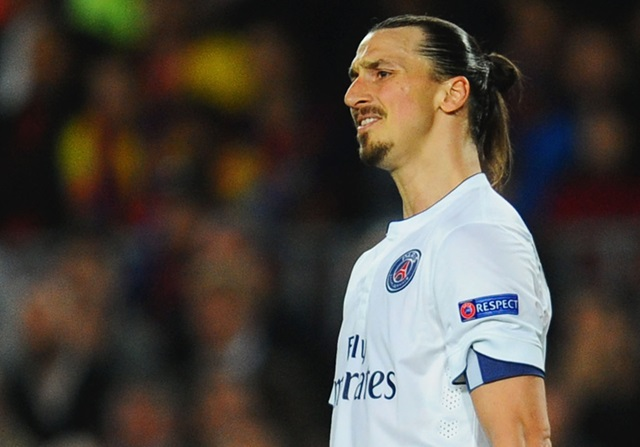 Zlatan Ibrahimovic, insultado por Sebastien Squillaci