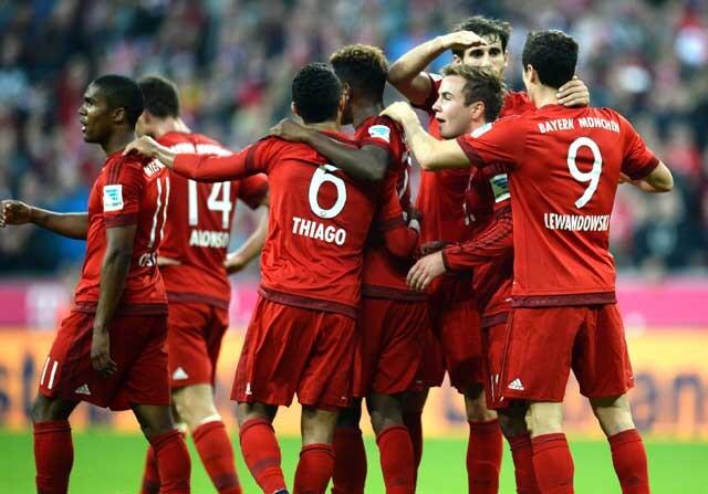 """""""Este Bayern es como tener sexo con la mujer de tus sueños"""""""