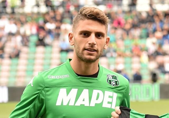 Domenico Berardi, objetivo del Liverpool