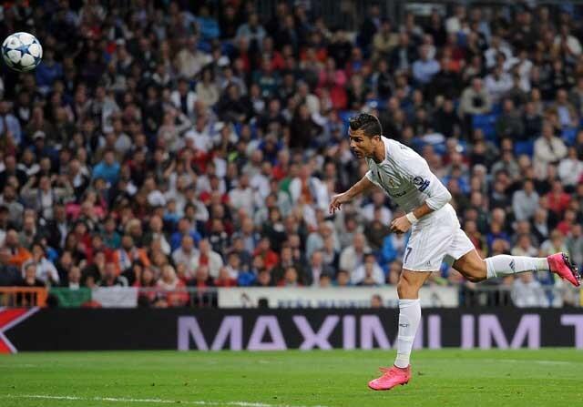 """Cristiano es el mejor rematador de la historia del Real Madrid"""