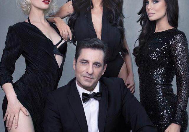 Futre, en portada de Playboy