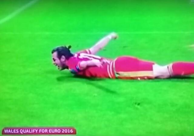 La Gales de Gareth Bale se clasifica para la euro 2016