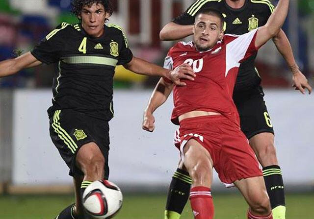 Georgia 2 - España 5
