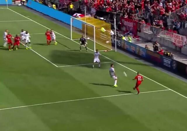 Resumen de la temporada de Giovinco en la MLS