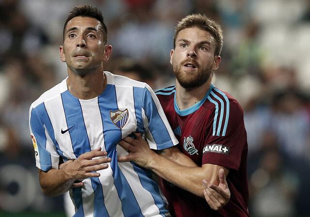 Málaga 3 - Real Sociedad 1