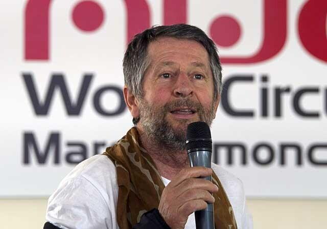 Graziano Rossi, padre de Valentino