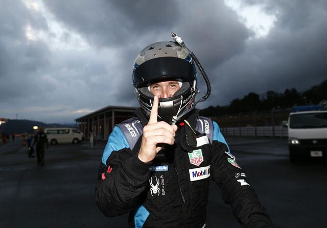 Patrick Dempsey gana las 6 Horas de Fuji