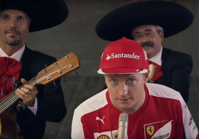 Raikkkonen Vettel