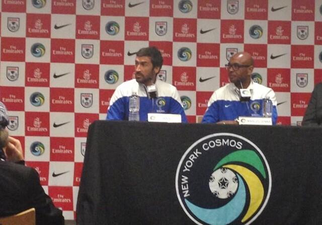 Raúl y Marcos Senna anuncian su retirada del fútbol