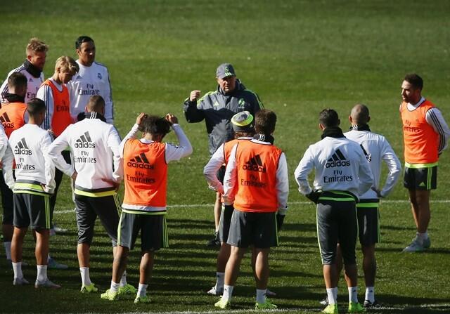 El vestuario del Real Madrid se rebela