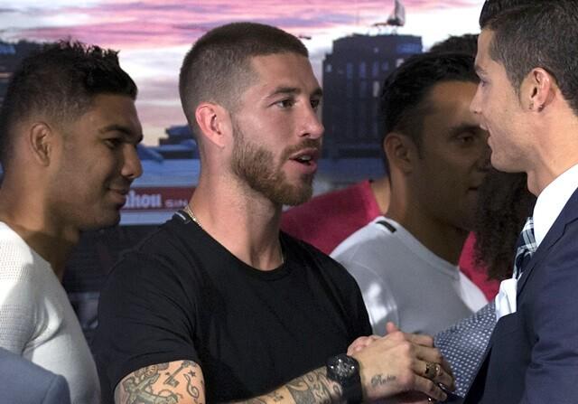 """Ramos: """"A mí se me va muy poco"""""""