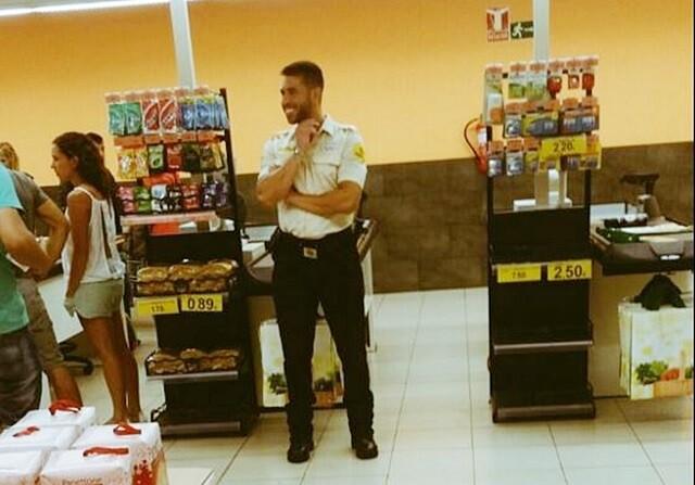 Sergio Ramos confirma que no trabaja en Mercadona