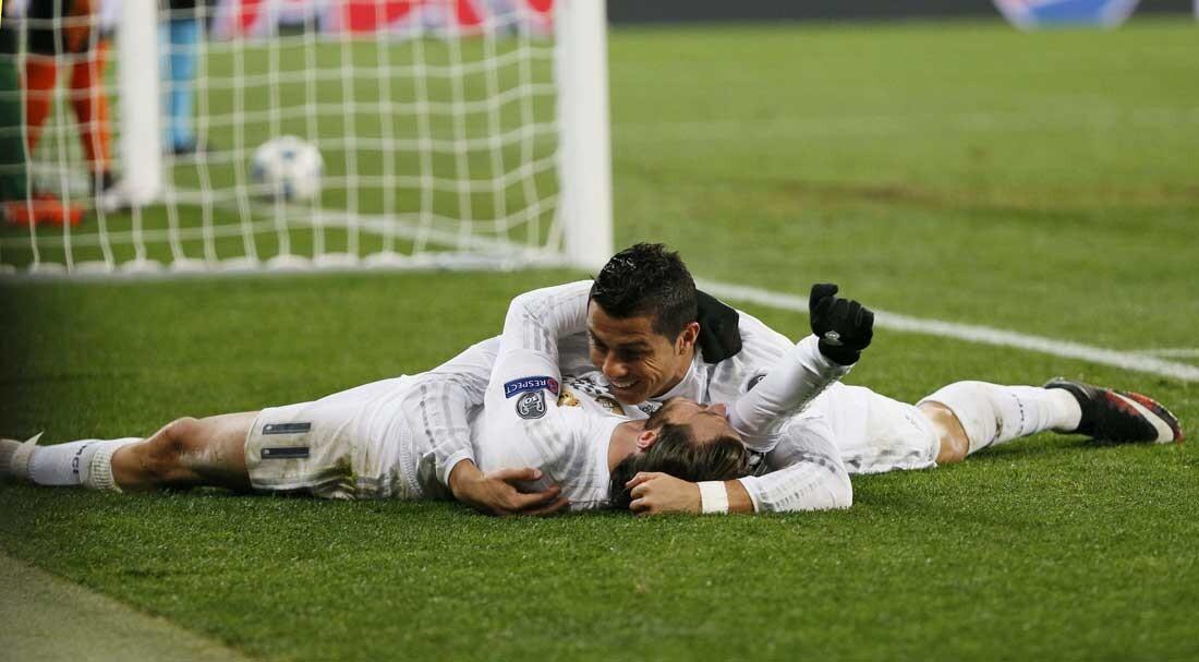 El sufrido triunfo del Real Madrid ante el Shakhtar en imágenes