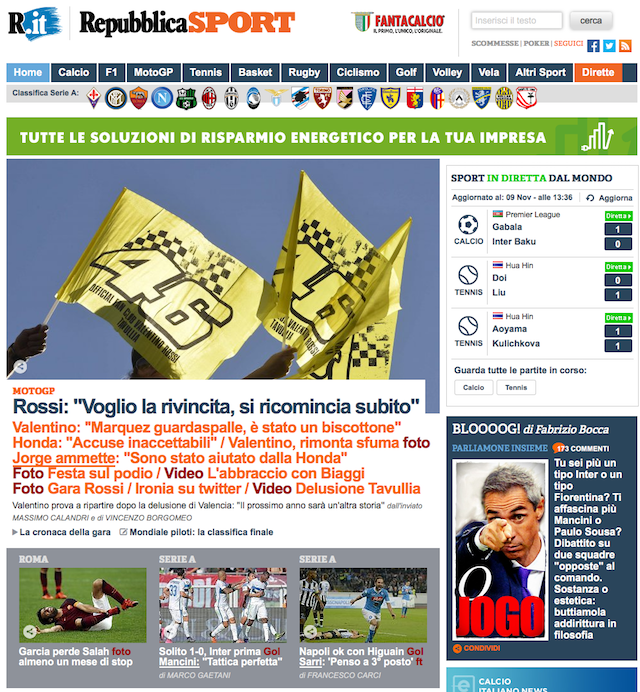 prensa italiana Rossi Lorenzo 1