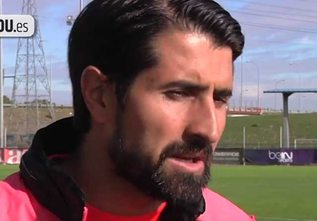 Entrevista con Rubén de la Red