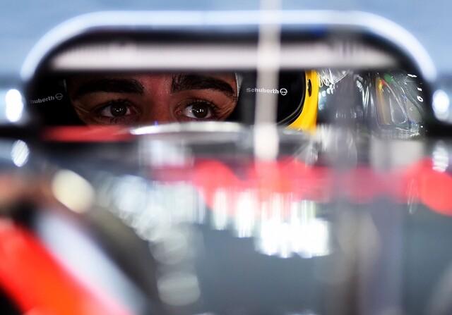 Fernando Alonso,elogiado por Christian Horner