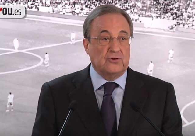 Florentino Pérez ratifica a Benítez