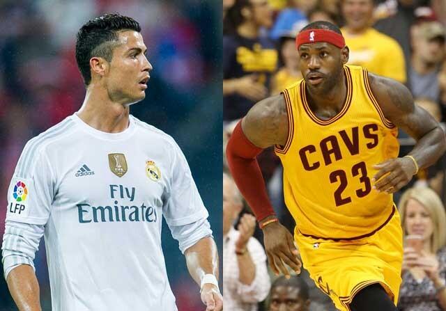¿A qué estrellas de la NBA se parecen estos futbolistas?