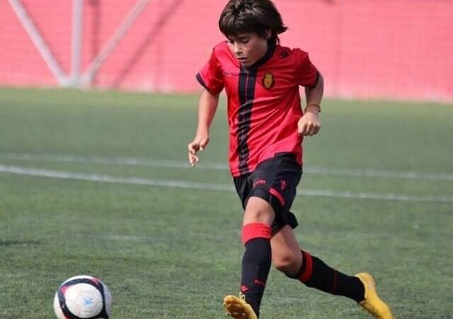 Luka Romero, el nuevo Messi de Mallorca