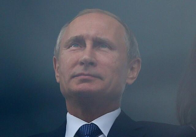 Putin clubes rusos