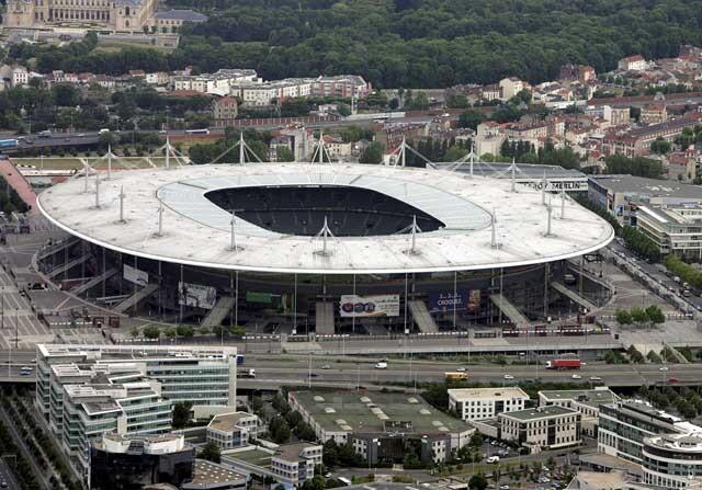 Stade de France en París