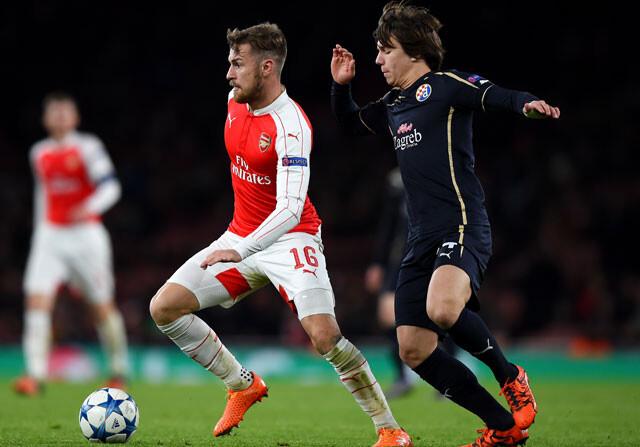 Las cuentas del Arsenal para estar en octavos