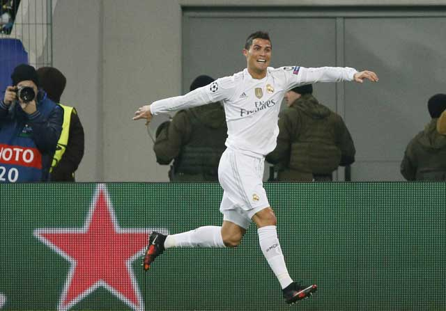 El Madrid se abona al sufrimiento