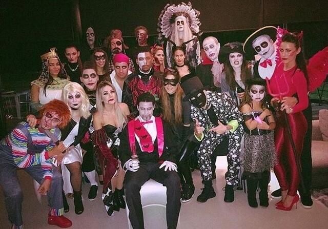 Liverpool Halloween