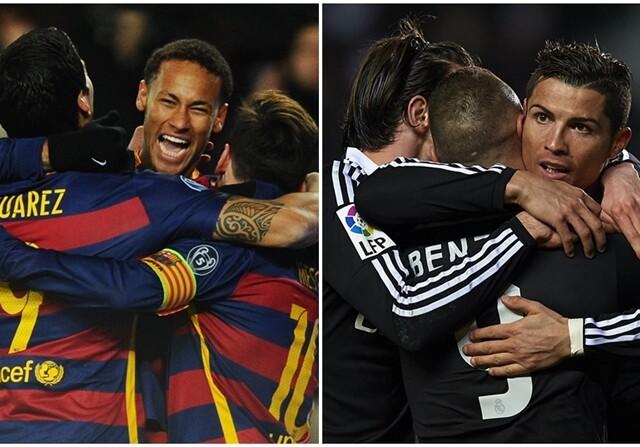 Encuesta oficial de la Champions League: ¿BBC o MSN?