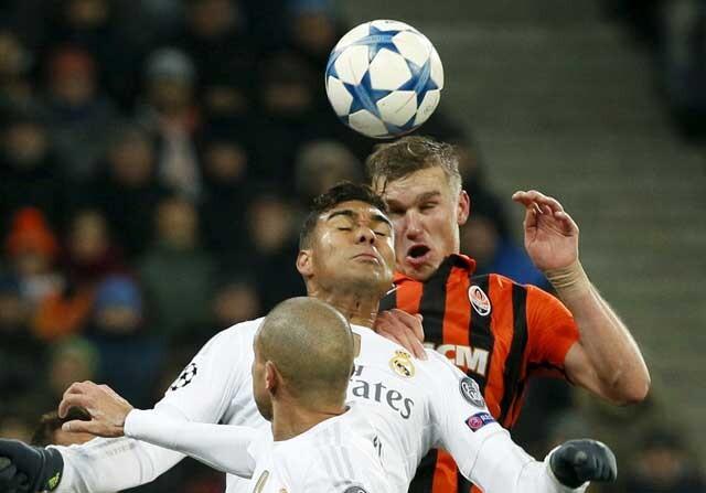 Los problemas del Real Madrid se repiten