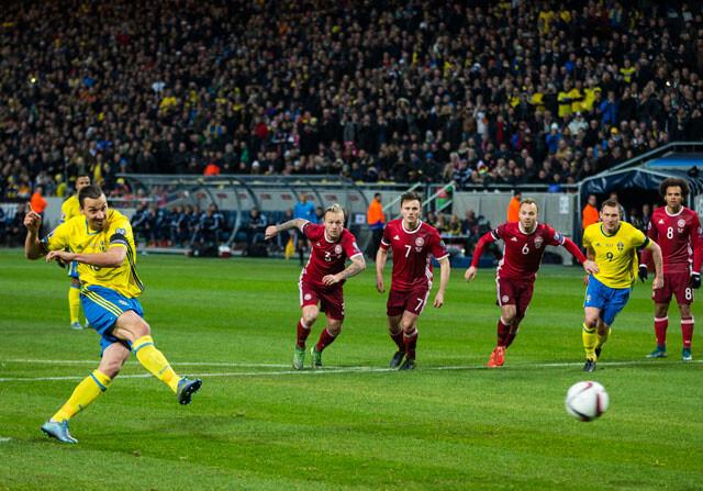 Suecia - Dinamarca