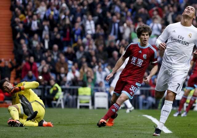 69.896 espectadores en el Real Madrid - Real Sociedad