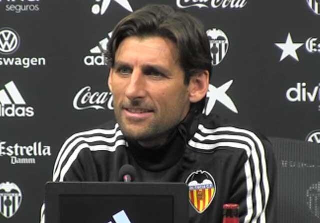 Miguel Ángel Angulo, en rueda de prensa