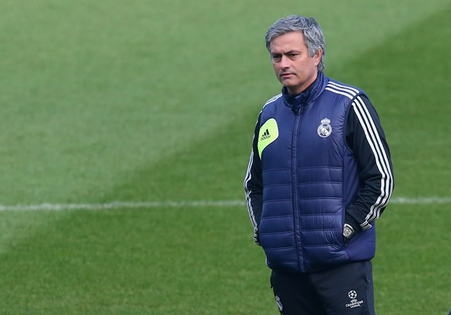 Download image Jos Mourinho Con El Real Madrid PC, Android, iPhone and ...
